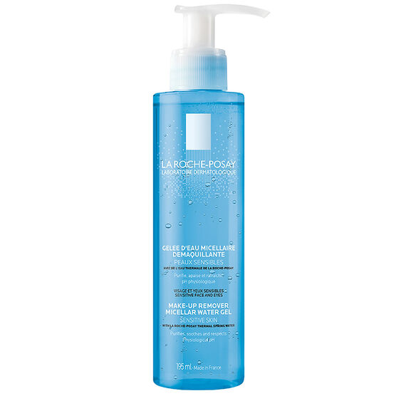 La Roche-Posay Physiological Makeup Remover Micellar Water Gel - 195ml
