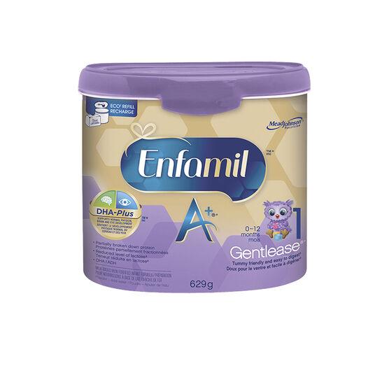 Enfamil Gentlease A+ Powder Tub - 629g