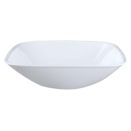 Corelle Square Pure White Bowl - 1.5qt.