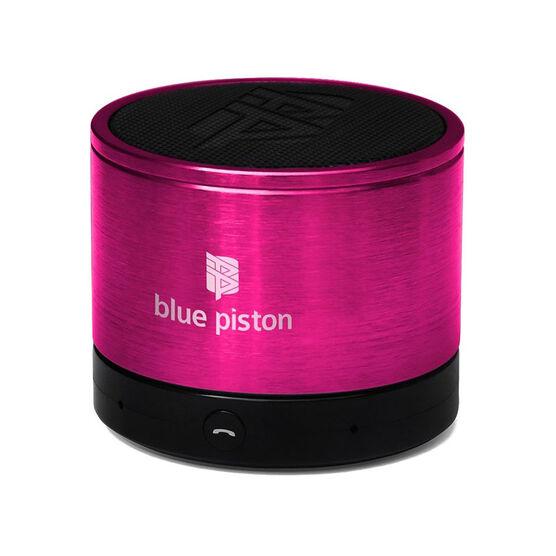 Logiix Blue Piston Bluetooth Speaker - Fuschia Pink - LGX10610