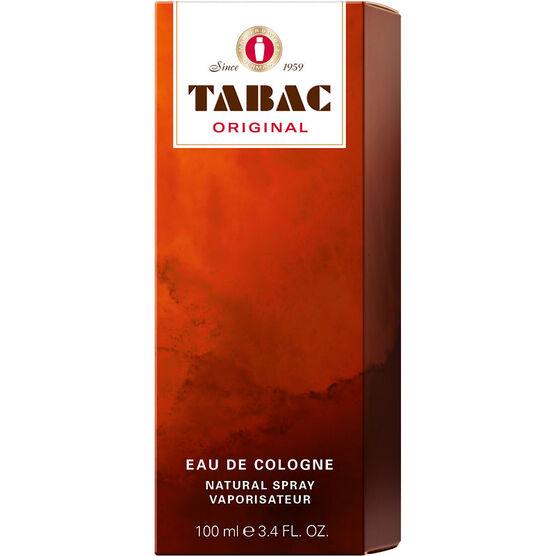 Tabac Original Eau de Cologne Natural Spray - 100ml
