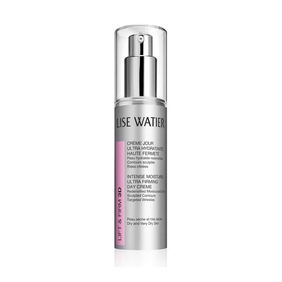 Lise Watier Lift & Firm 3D Intense Moisture Ultra Firming Day Creme - 50ml