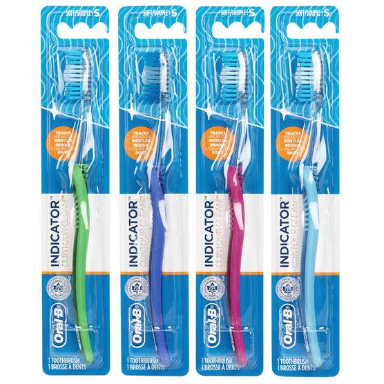 Oral-B Indicator Toothbrush - Soft - 40