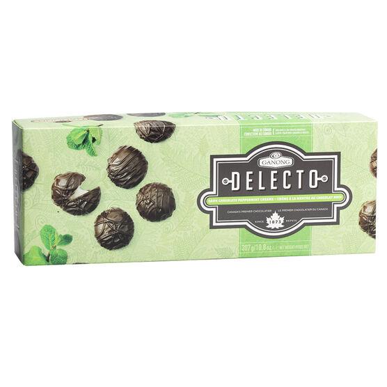 Ganong Delecto Peppermint Cream - 307g