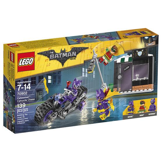 Lego Batman Catwomen Catcycle Chase - 70902