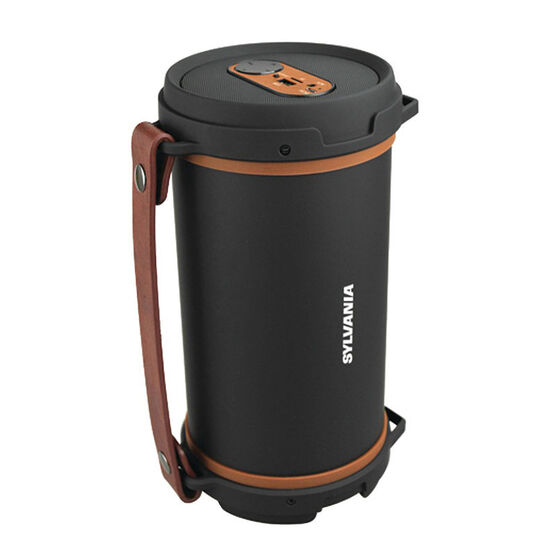 Sylvania Bluetooth Rugged Speaker - Brown - SP807BROWN