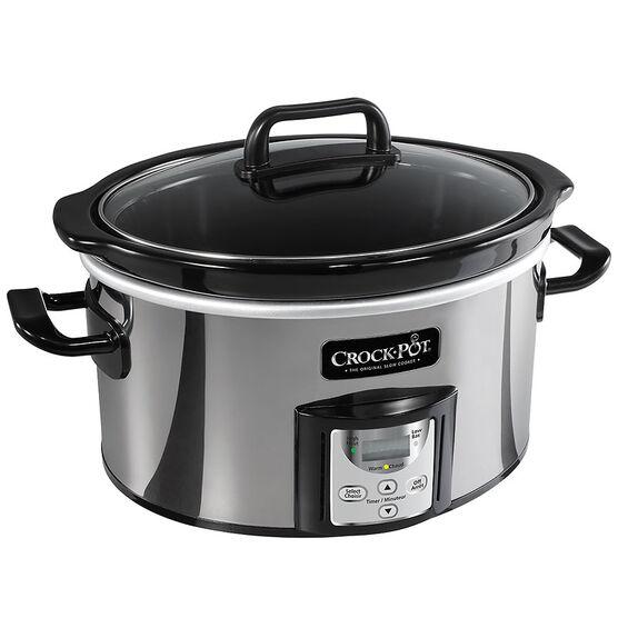 Crock-Pot Countdown Cooker - 4 qt - SCCPV400P-033