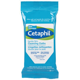 Cetaphil Gentle Skin Cleansing Cloths - 10's