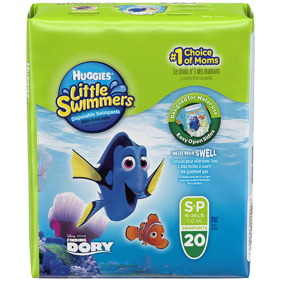 Huggies Little Swimmers - Small - 20's