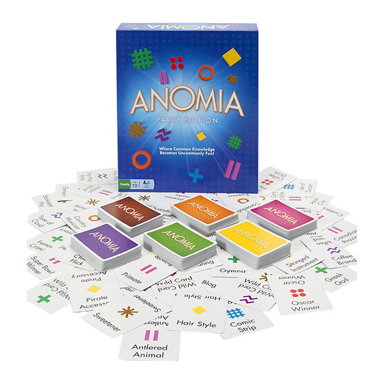 Anomia Game Party Edition