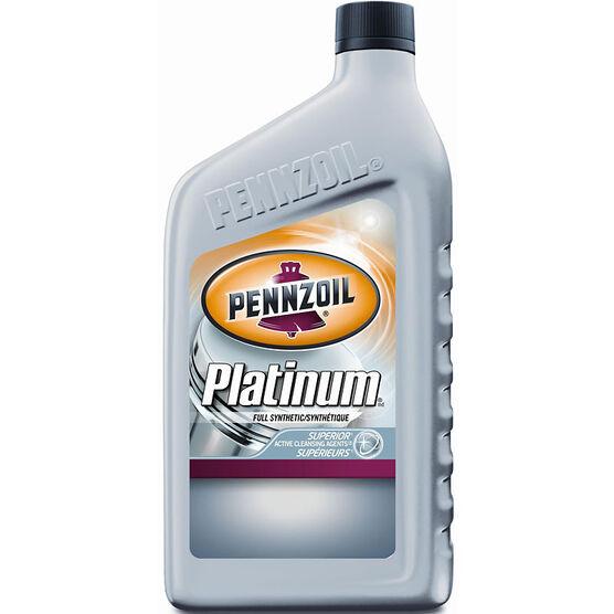 Pennzoil Platinum - 5W30 - 946ml