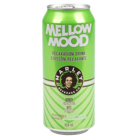 Marley Beverage Co - Honey Green Tea - 459ml