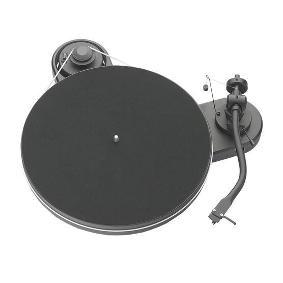 Pro-Ject RPM 1.3 Genie Turntable - Piano Black - PJ71652296