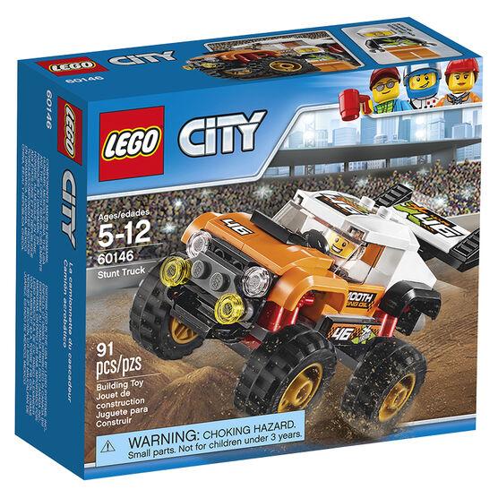 Lego City Stunt Truck - 60146