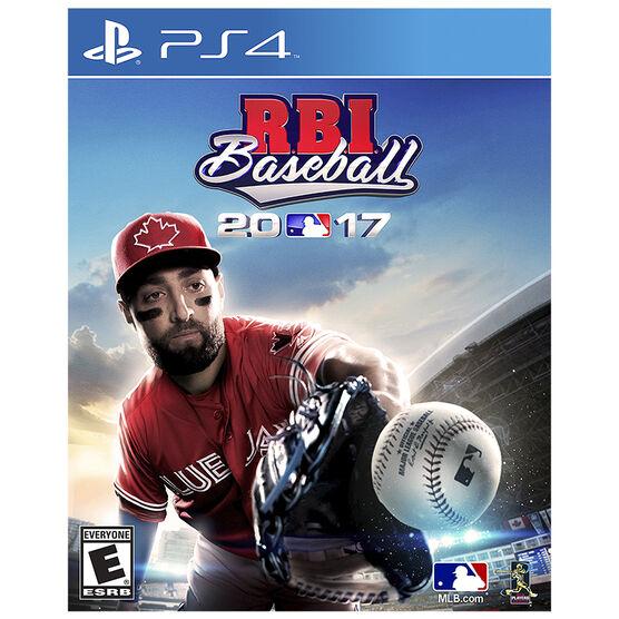 PS4 RBI Baseball 2017