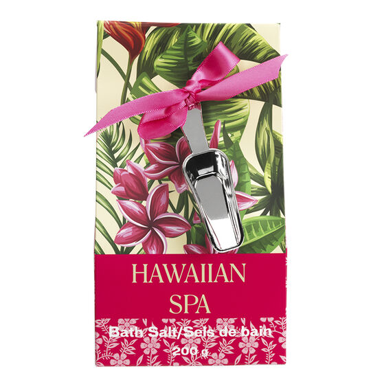 Hawaiian Spa Bath Salts - 200g