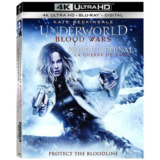Underworld: Blood Wars - 4k UHD Blu-ray