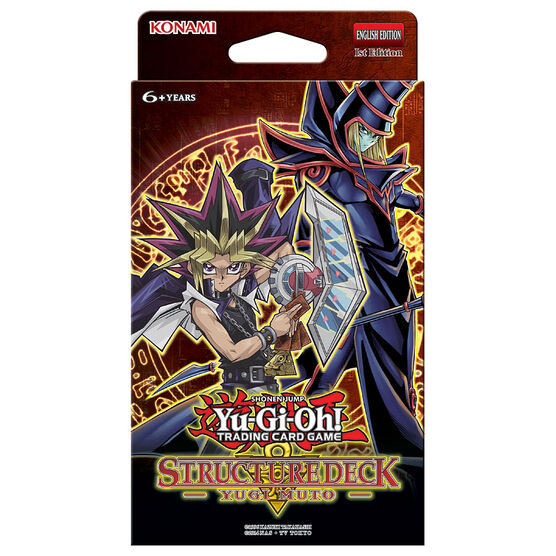 Yu-Gi-Oh Structure Deck - Yugi Muto - Assorted