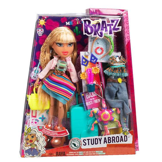 Bratz Study Abroad Doll - Assorted