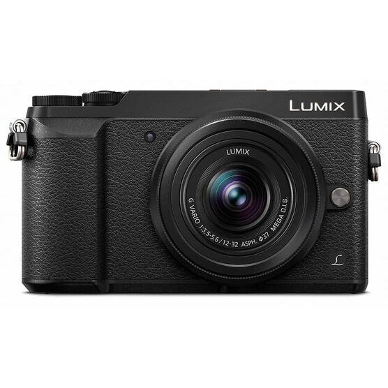Panasonic LUMIX GX85 with 12-32mm Lens