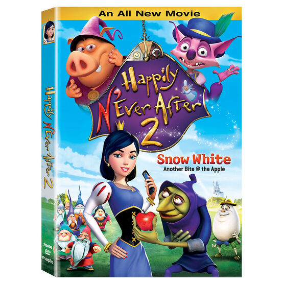 Happily N'Ever After 2 - DVD