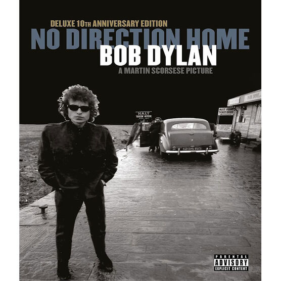 Bob Dylan - No Direction Home - Blu-ray