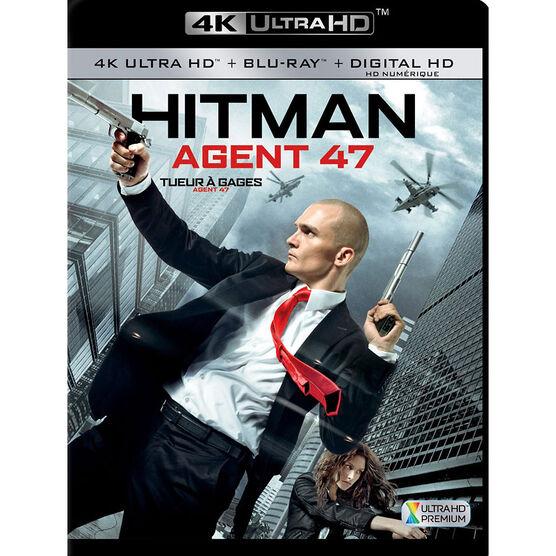 Hitman: Agent 47 - 4K UHD Blu-ray
