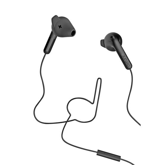 DeFunc Go HYBRID Earphones - Black - DFD0141