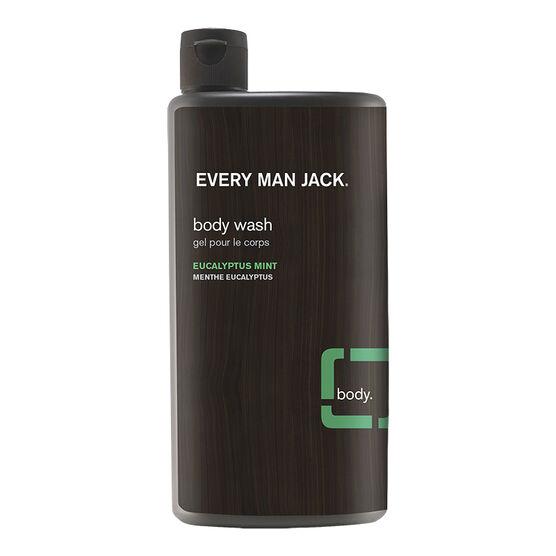 Every Man Jack Body Wash - Eucalyptus Mint - 500ml
