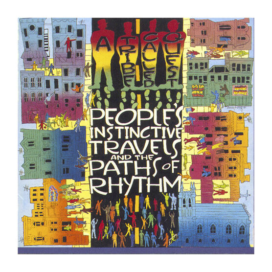 A Tribe Called Quest - People's Instinctive Travels and the Paths of Rhythm - Vinyl