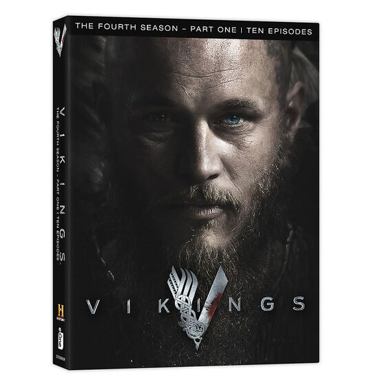 Vikings: Season 4 - Part 1 - DVD