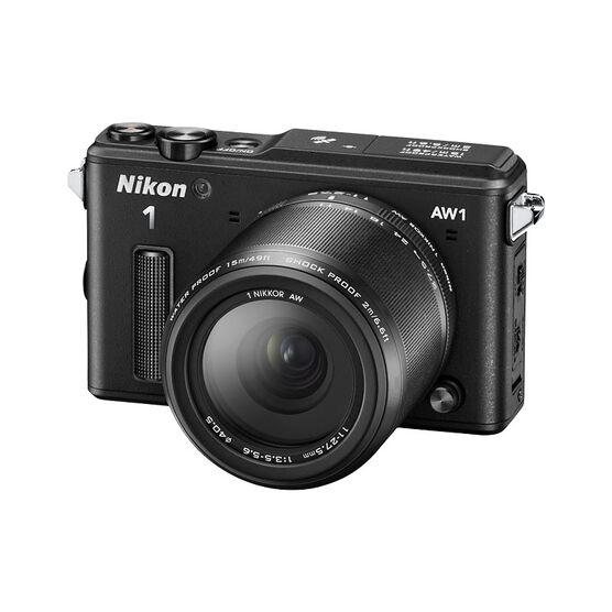 Nikon 1 AW1 with 11-27.5mm Lens