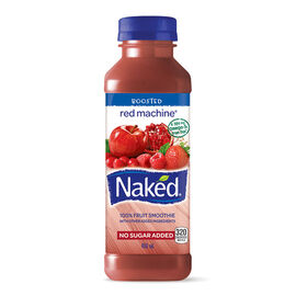 Naked Fruit Smoothie - Red Machine - 450ml