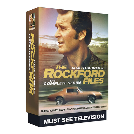 The Rockford Files: The Complete Series - DVD