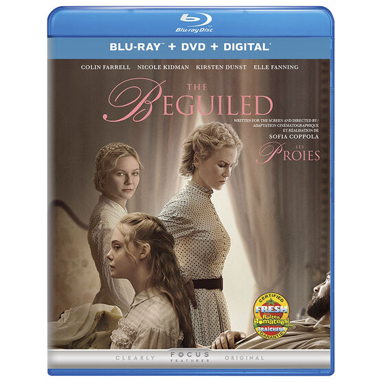 The Beguiled - Blu-ray