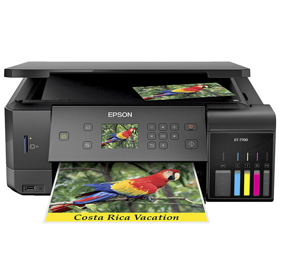 Epson Expression Premium EcoTank ET-7750 Wide-format Supertank All In One Photo Printer