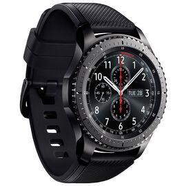 Samsung Gear S3 Frontier - Black - SMR760NDAAXAC