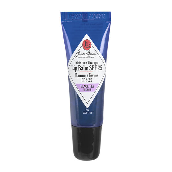 Jack Black - Moisture Therapy Lip Balm with SPF 25 - Black Tea - 7g