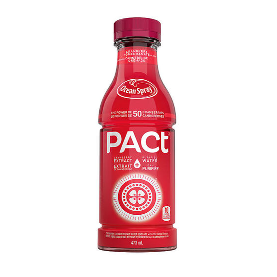 Ocean Spray Pact Cranberry Pomegranate - 473ml