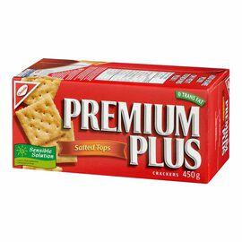 Premium Plus Crackers - 450g