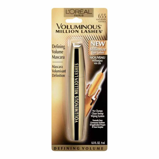 L'Oreal Voluminous Million Lashes