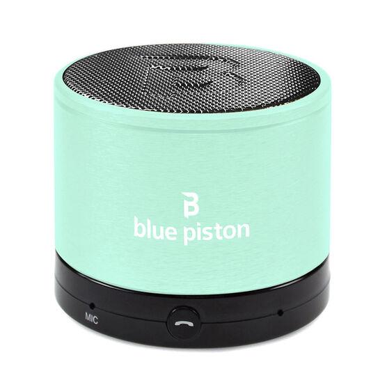 Logiix Blue Piston Wireless Bluetooth Speaker - Mint Green - LGX12221
