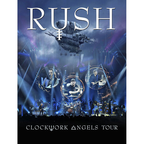 Rush - Clockwork Angels Tour - DVD