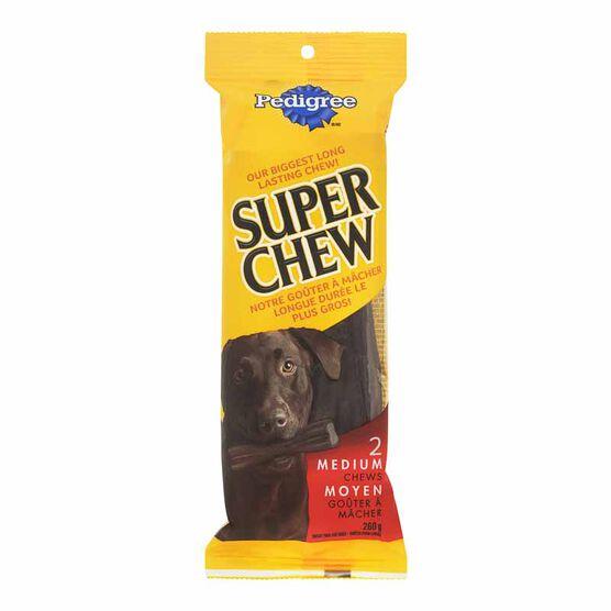 Pedigree Super Chew for Small/Medium Dogs - 260g