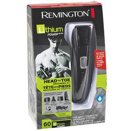 Remington Head to Toe Grooming Kit - PG525CDN