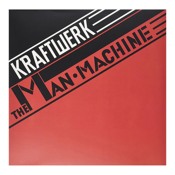 Kraftwerk - The Man-Machine (Remastered Limited Edition) - Vinyl