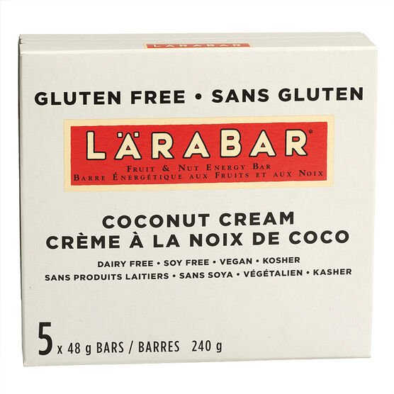 Larabar Coconut Cream - 5 x 48g