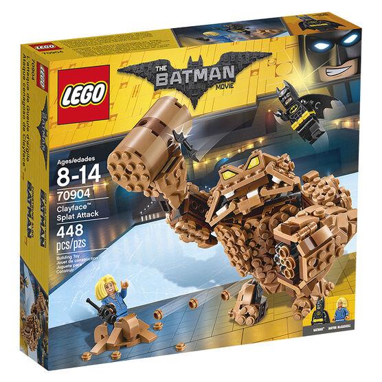Lego Batman Clayface Splat Attack - 70904