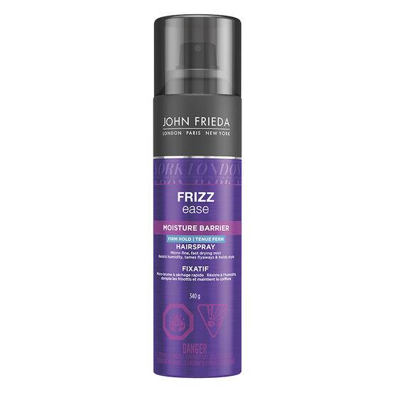 John Frieda Frizz Ease Moisture Barrier Hairspray - Firm Hold - 340g