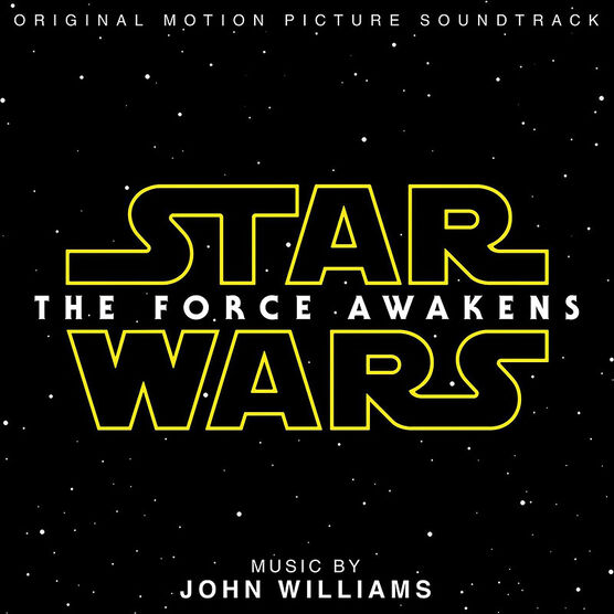 Soundtrack - Star Wars: The Force Awakens - CD